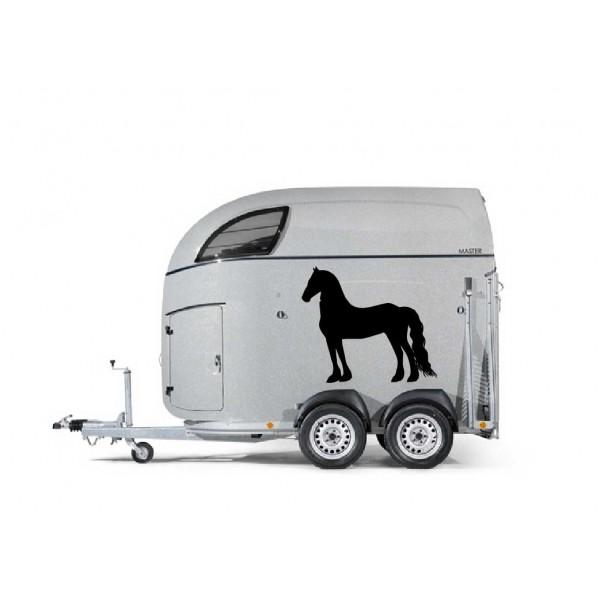 Fries paard 36
