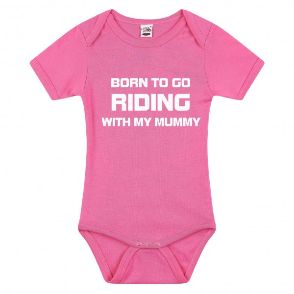 Born to go riding