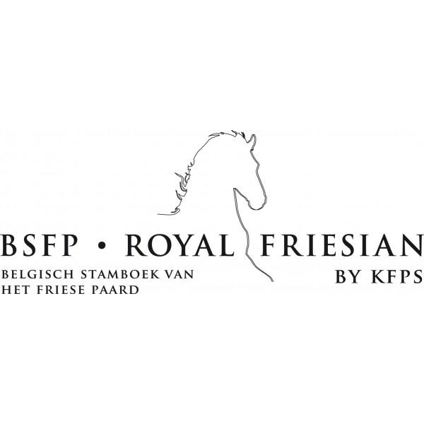 BSFP Belgie zwart