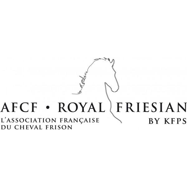 AFCF Frankrijk zwart